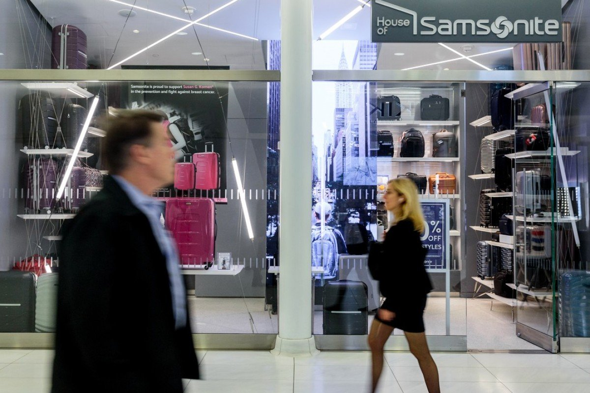 Short sellers in retreat as Samsonite shares rise 6 per cent