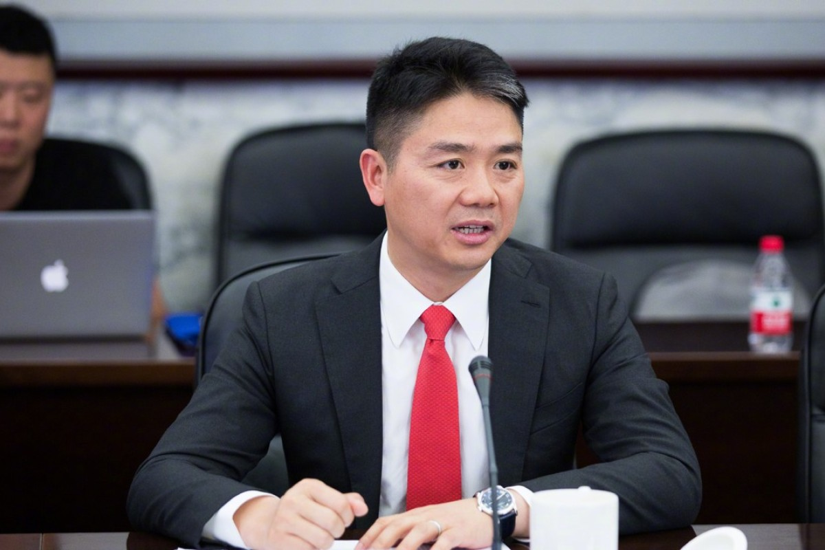 JD com's billionaire founder Richard Liu back in China after