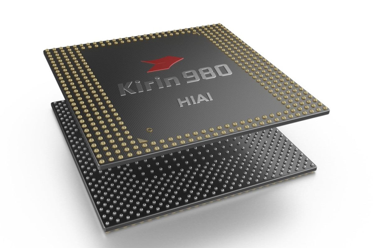 Huawei launches advanced 7-nanometre smartphone chip ahead