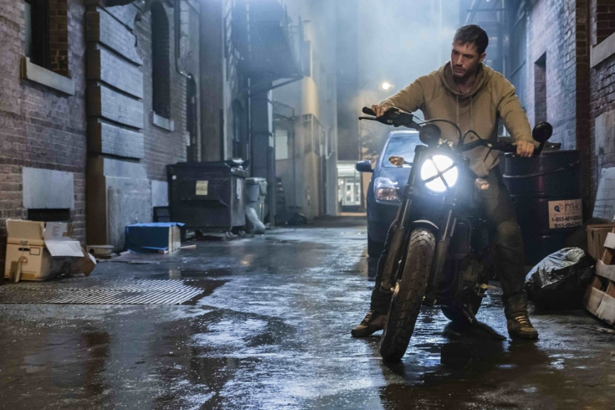 5 Things You Need To Know About Actor Tom Hardy And His Film Venom South China Morning Post