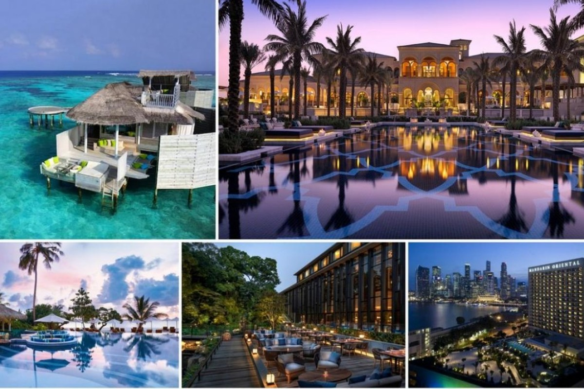 Have you stayed at any of these top 12 global luxury hotel