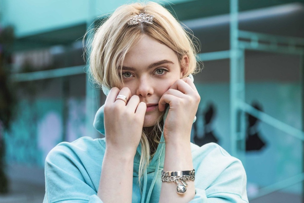 2fb08e87aee1 To celebrate the collection, Tiffany has cast Hollywood actress Elle  Fanning as the modern Holly
