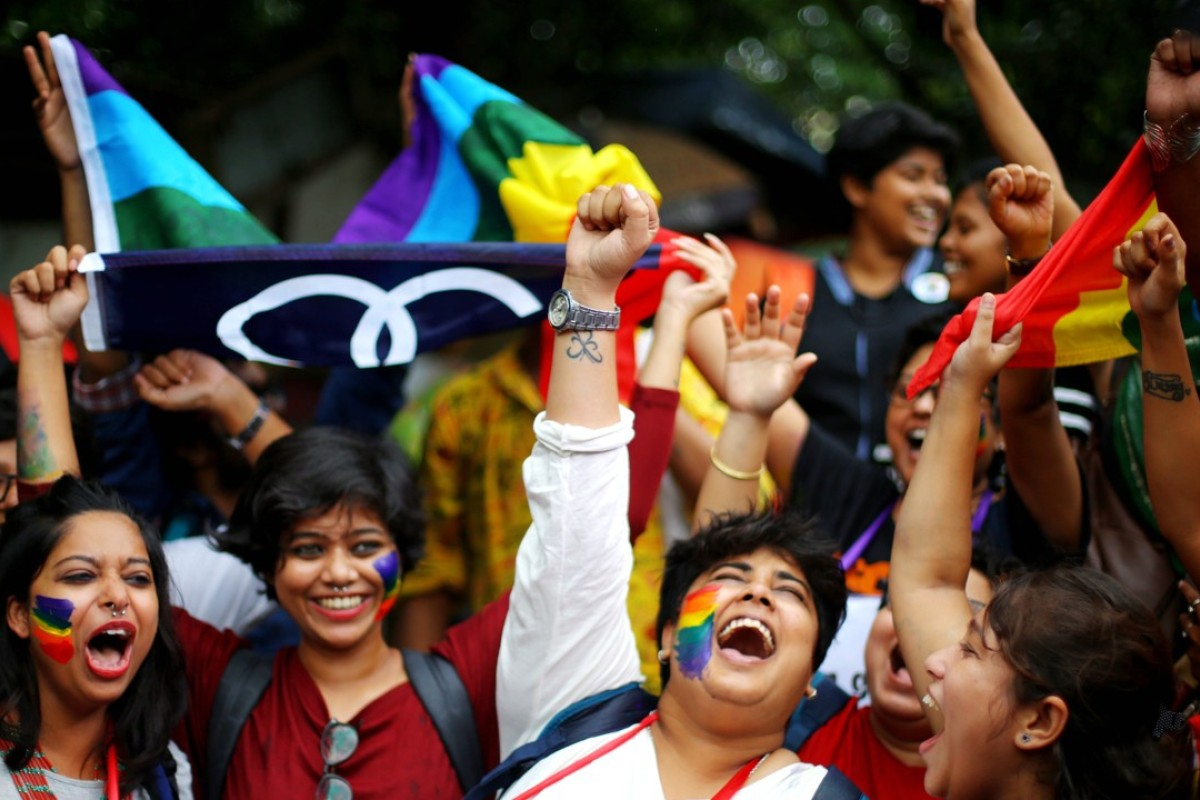 Indian activist held under quashed anti-gay law prays for