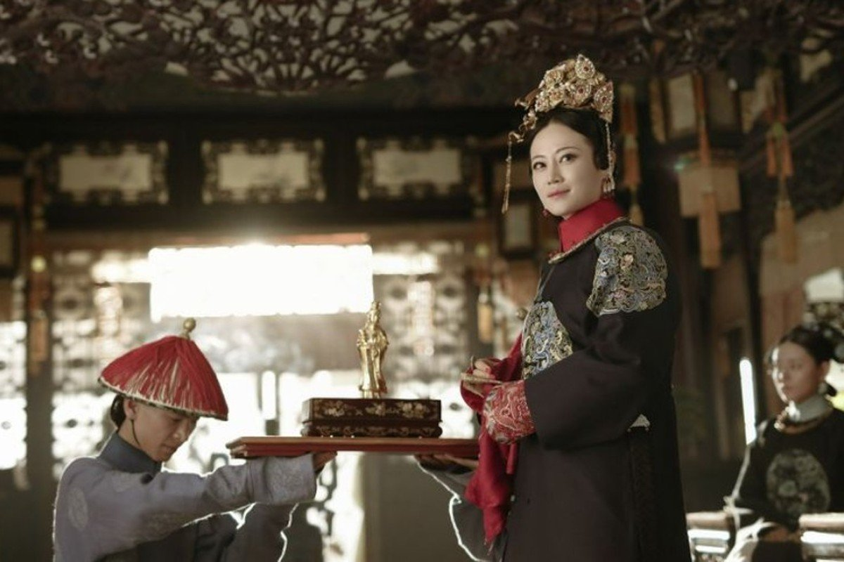 The empress and the three concubines – bully, villain
