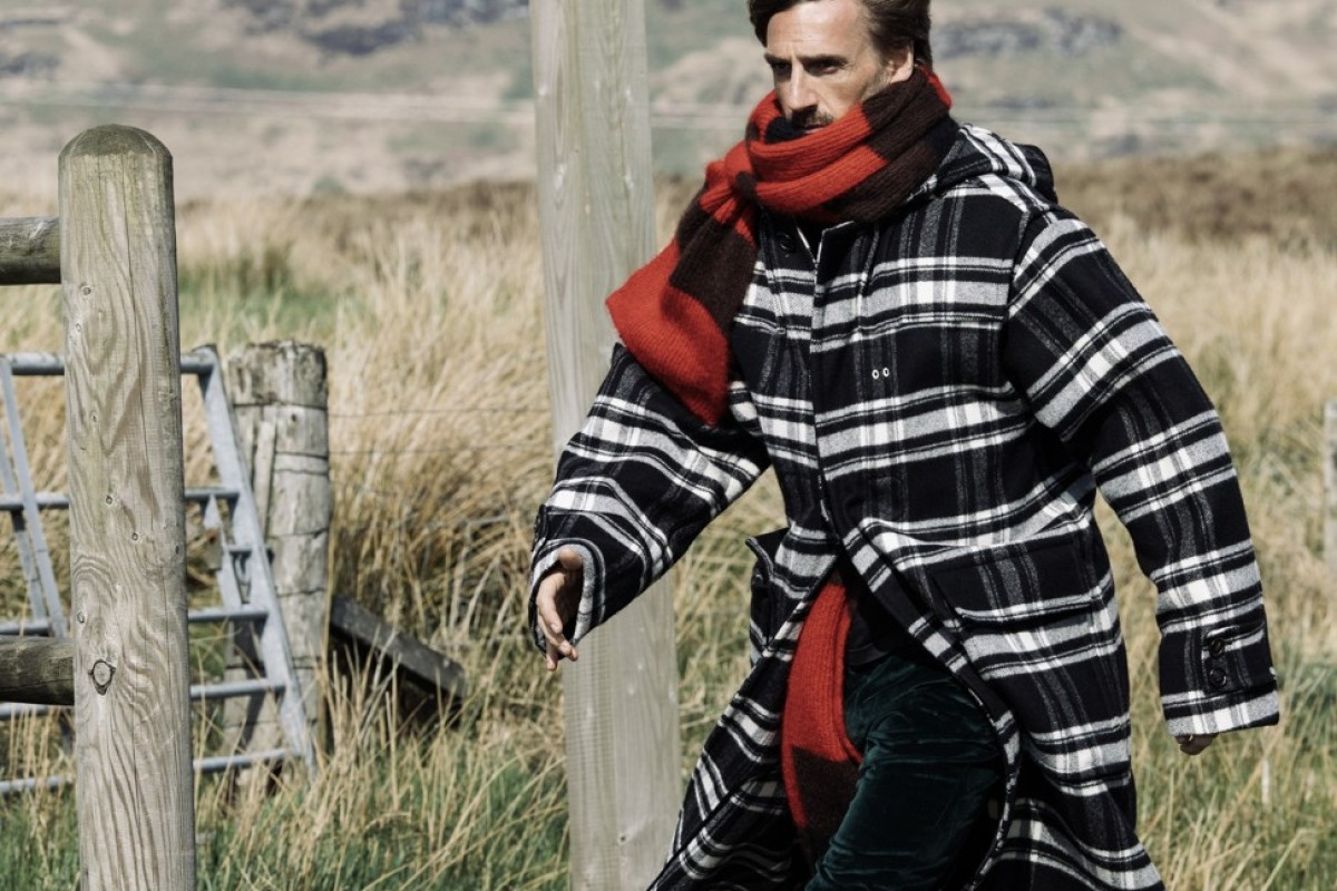 Tartan is the go-to style for dapper gents in the new season