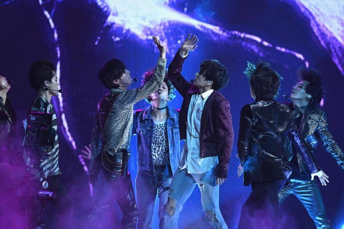Devoted BTS fans make pilgrimage to South Korea to get