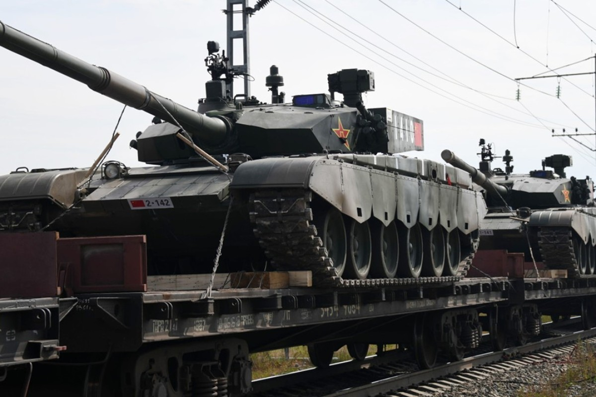Vostok 2018 war games: China's chance to learn Russia's military