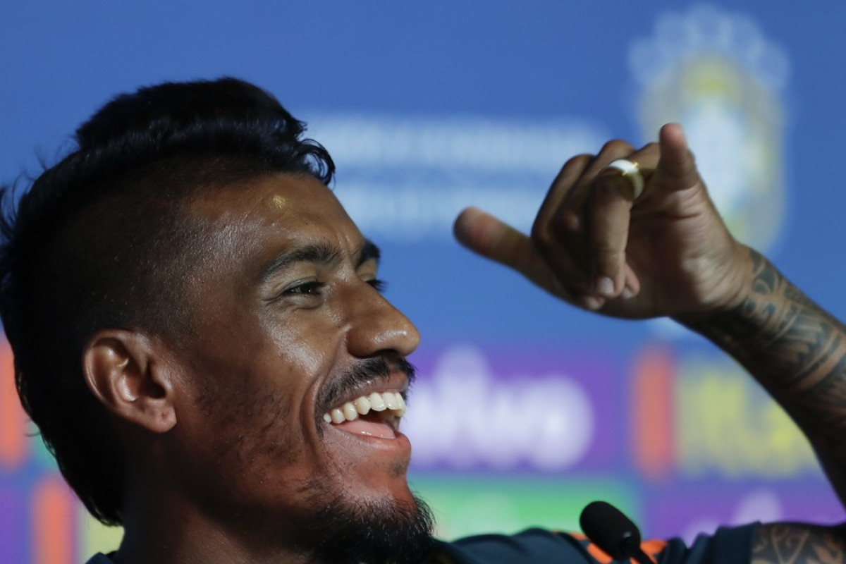 Fifa 19: Paulinho tops Chinese Super League player ratings for Fifa