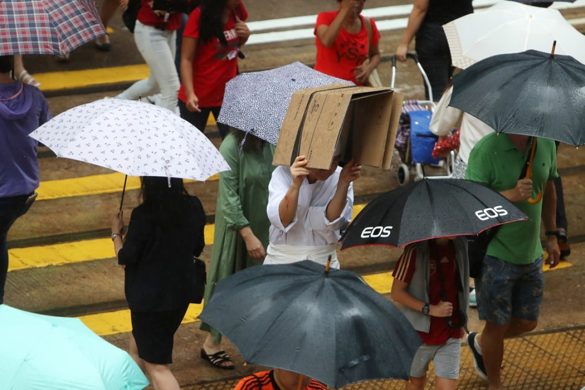 ce040d38d931 Hong Kong must cut plastic waste, but hands off umbrella covers for ...