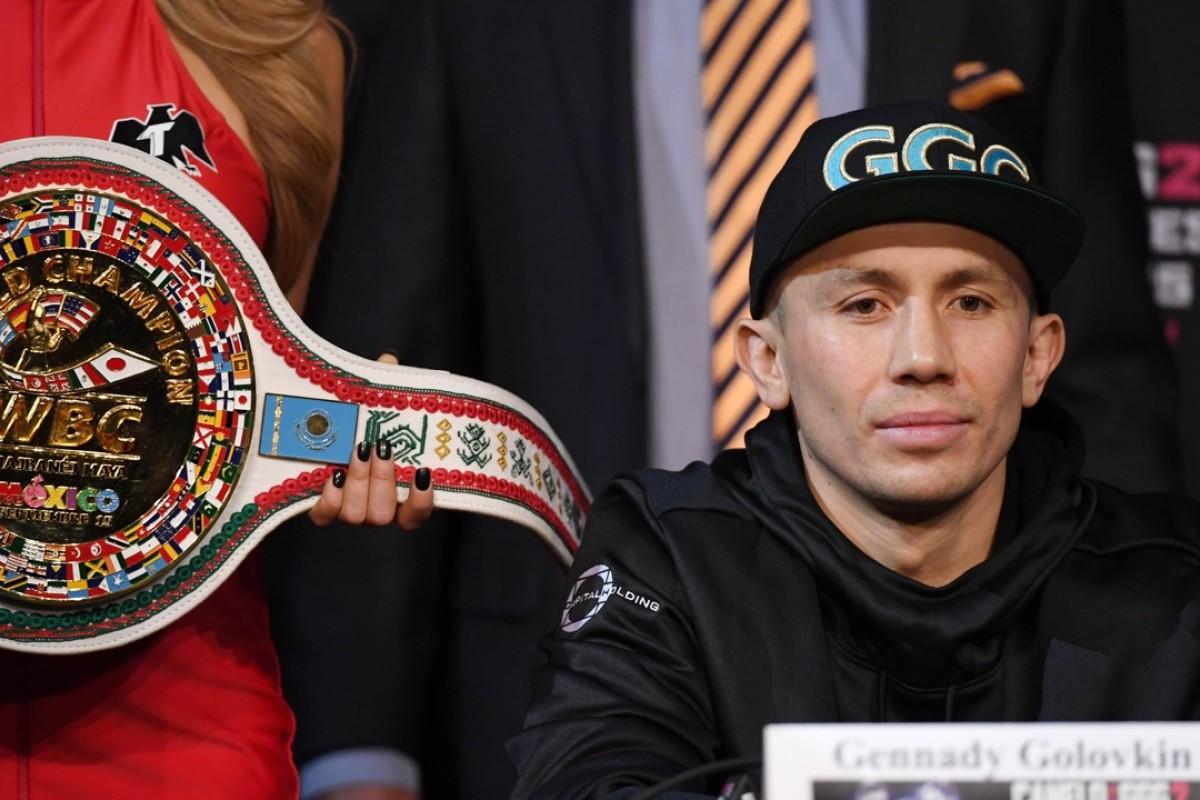 46eaafa8 WBC and WBA middleweight champion Gennady Golovkin wants to draw Canelo  Alvarez into a slugfest.
