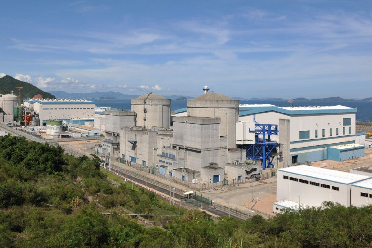 Typhoon Mangkhut: Two nuclear power plants on China's