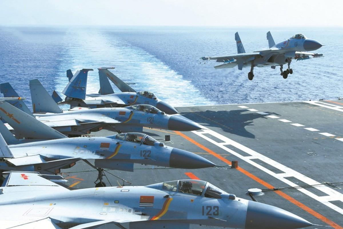 China's navy begins national search for trainee top-gun