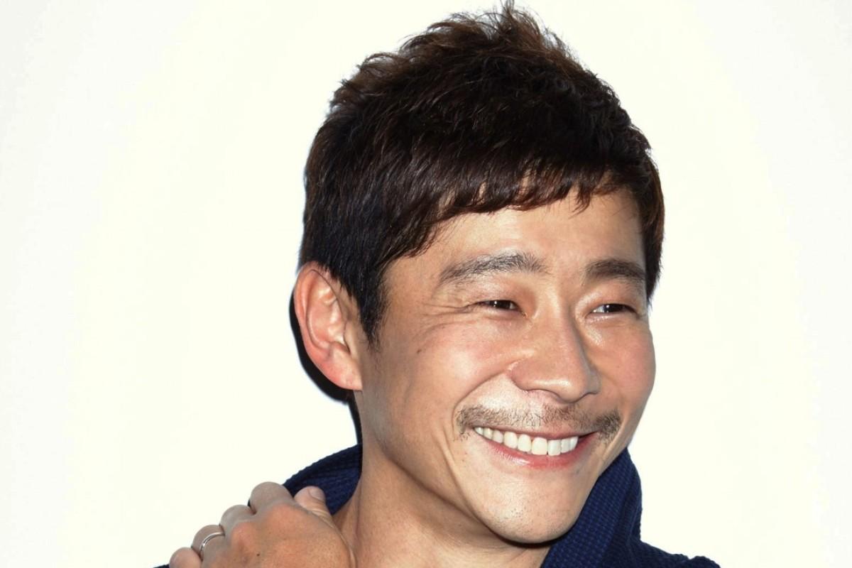 Meet Yusaku Maezawa, the Japanese billionaire who will be