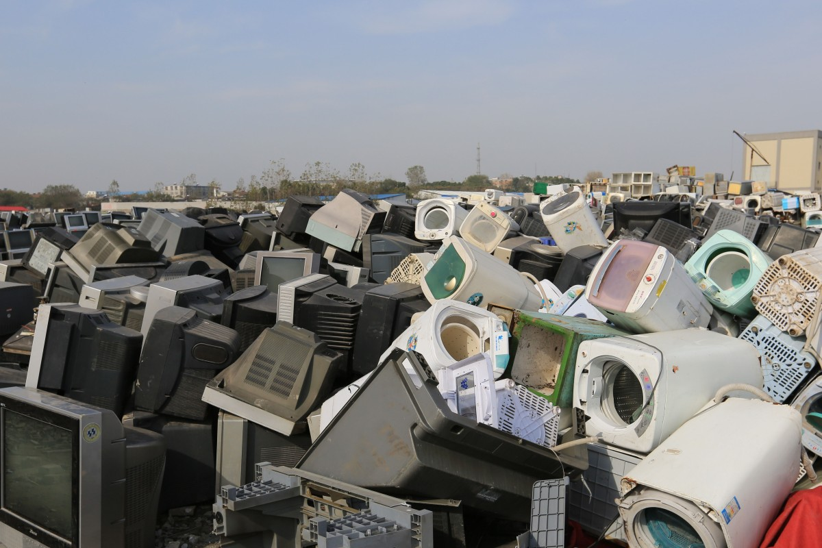 Halt Hong Kong auctions ahead of laws on e-waste | South