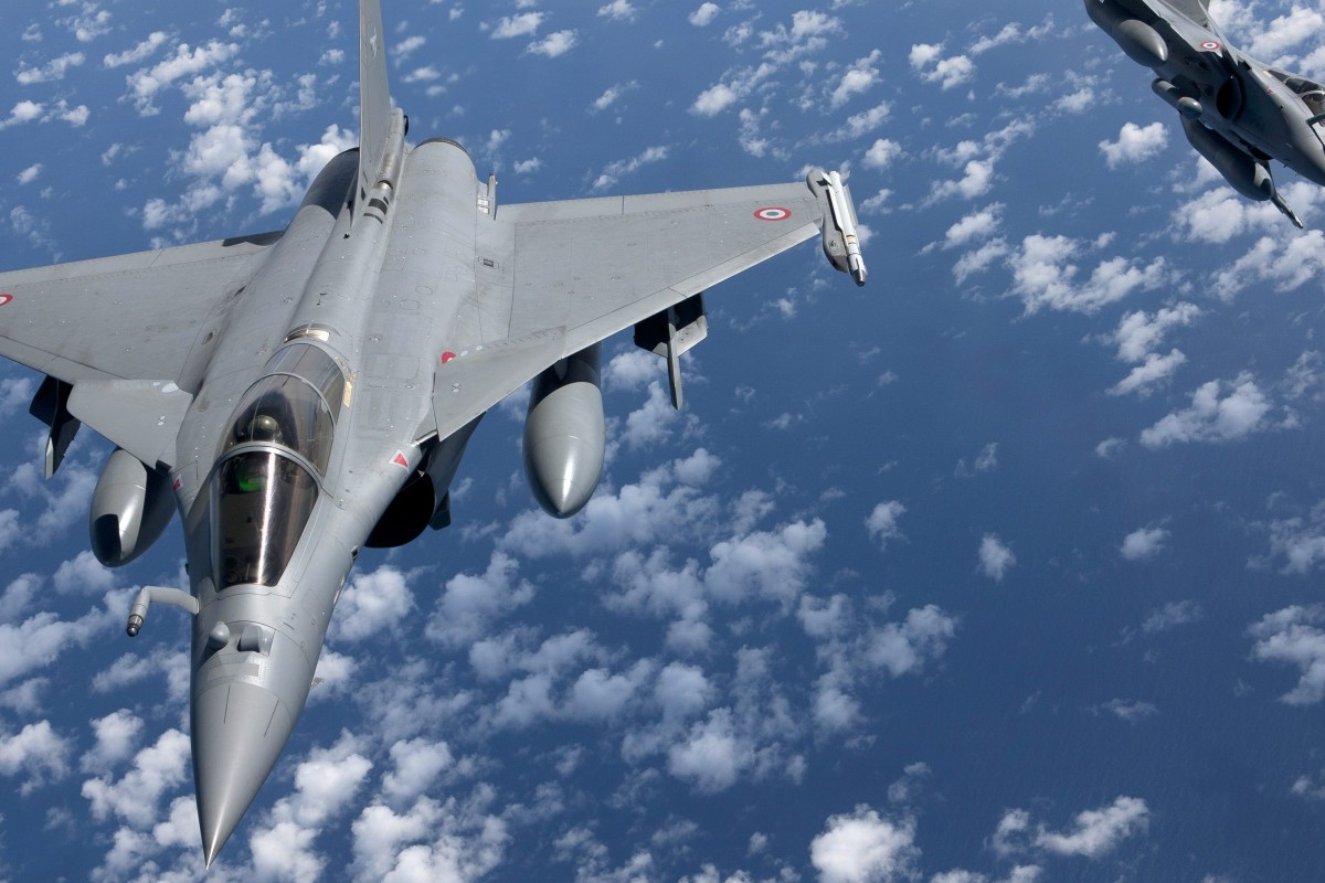 How Modi's Rafale defence deal has left India lagging China