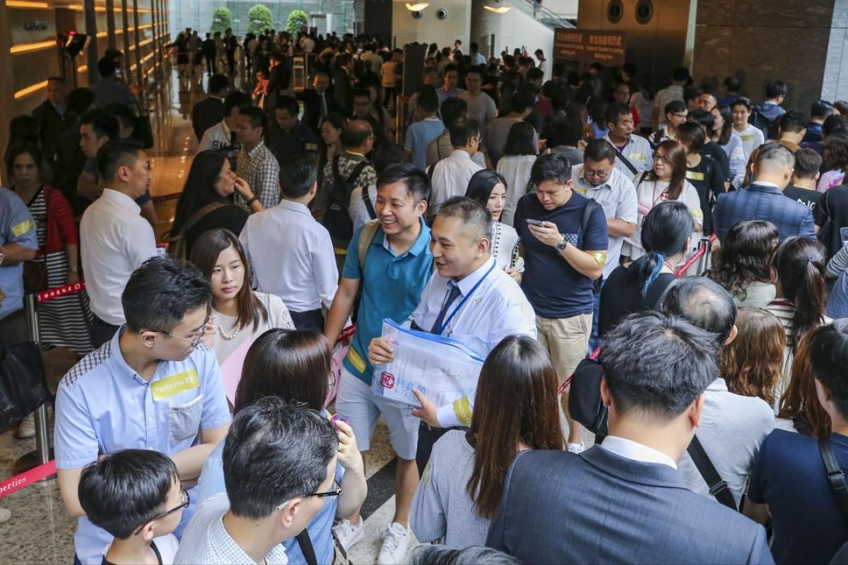 Looming vacancy tax is prying long-held flats from Hong Kong