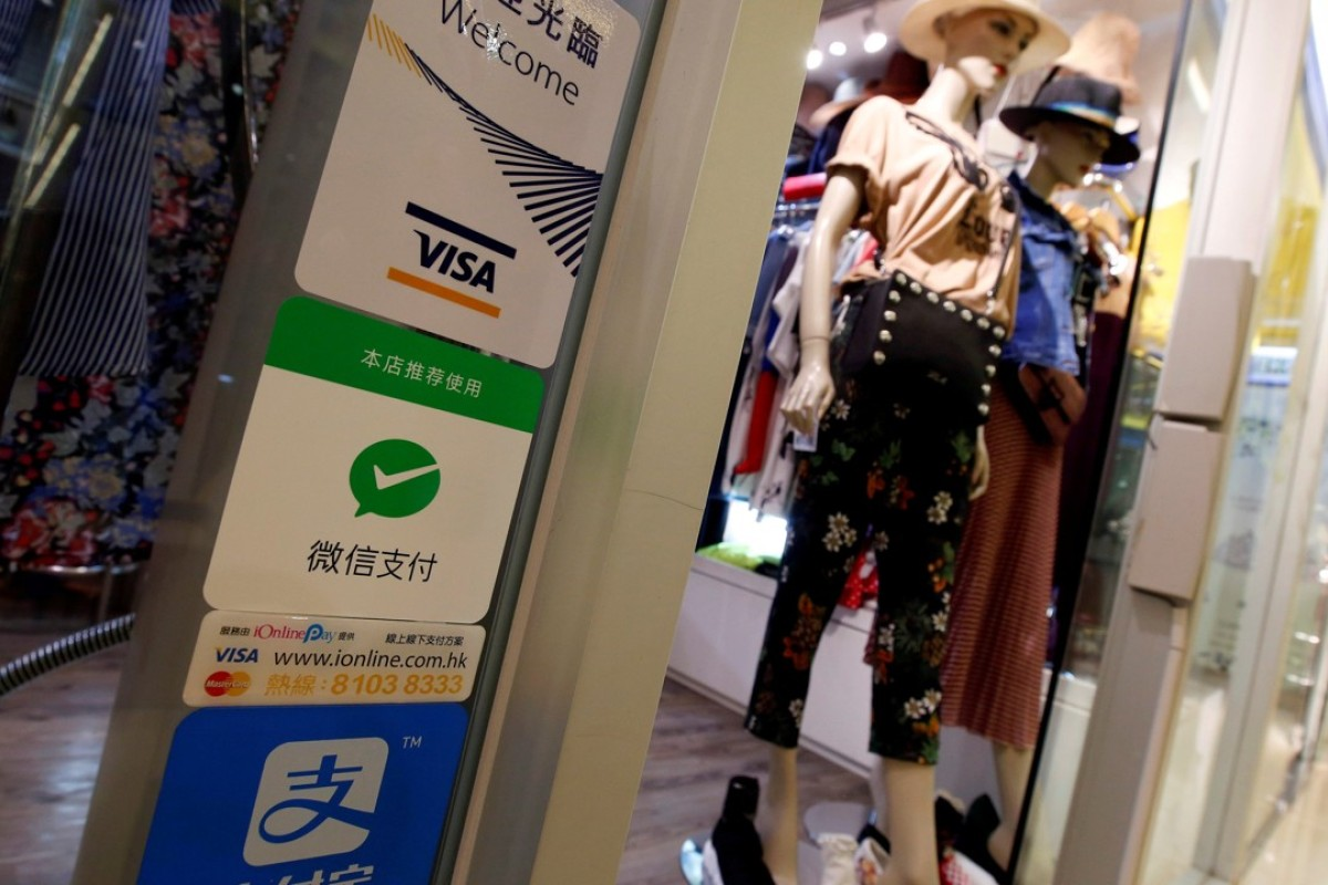Tencent's WeChat Pay to allow Hong Kong users to pay for purchases