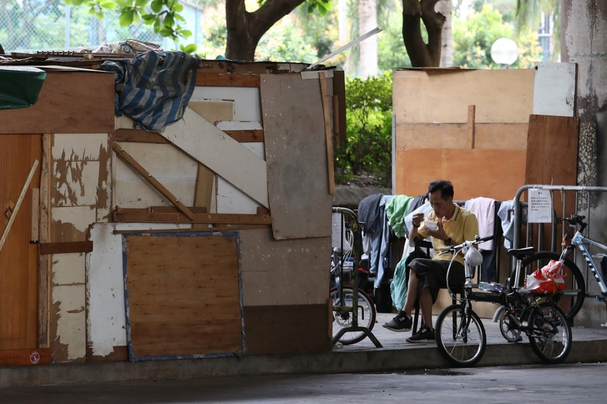 Why the wealth gap? Hong Kong's disparity between rich and poor is