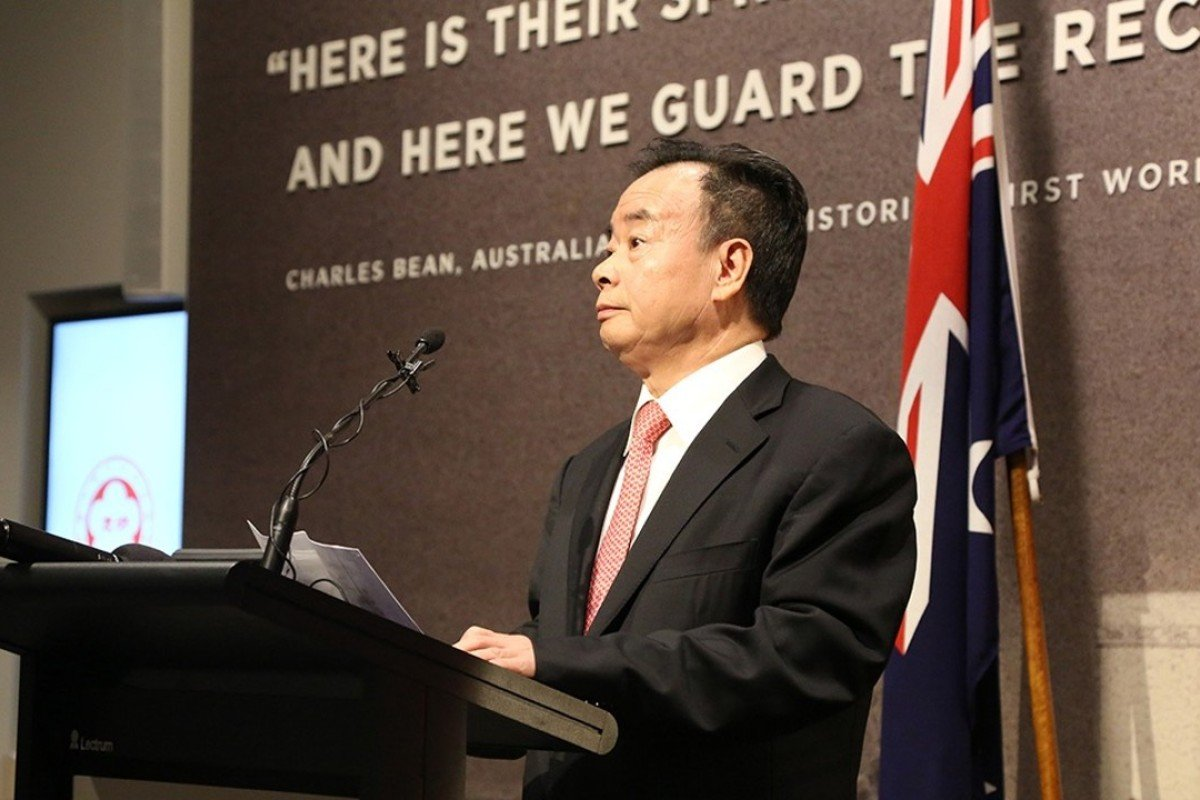 Meet the Chinese businessmen making waves in Australia