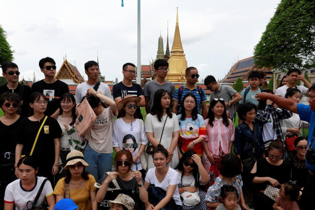 Thailand Disturbed By Sharp Decline In Chinese Tourists