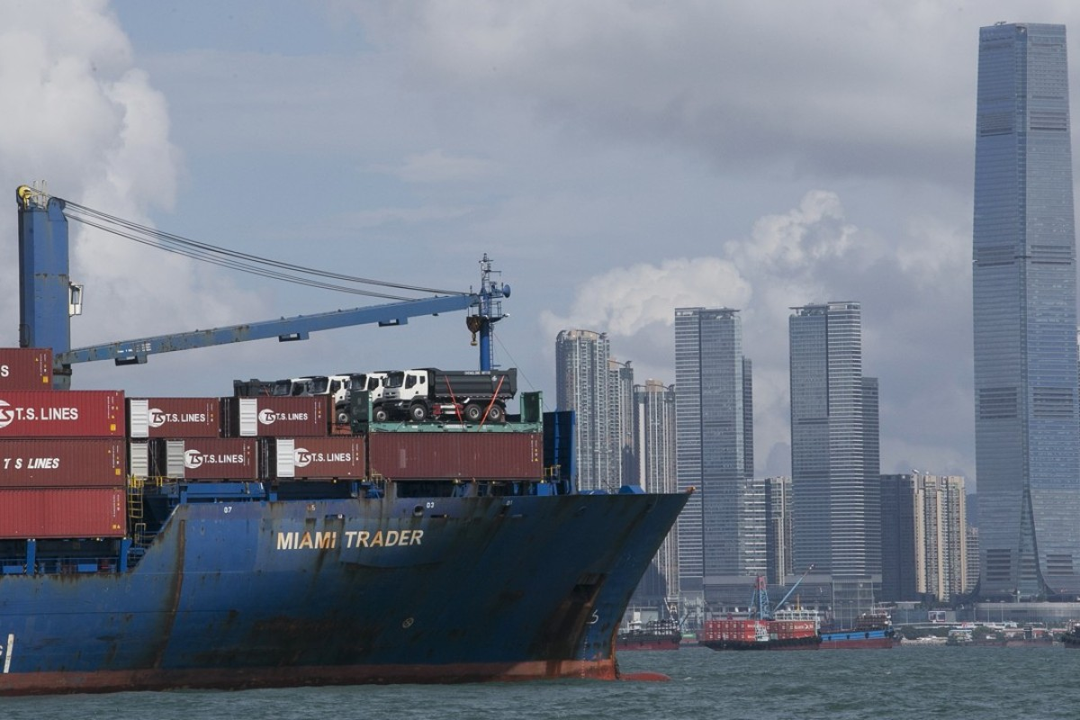 US-China trade war to turn the screws on Hong Kong's beleaguered