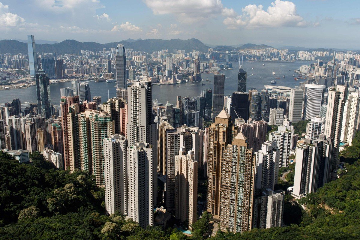 Hong Kong commercial property and housing markets face
