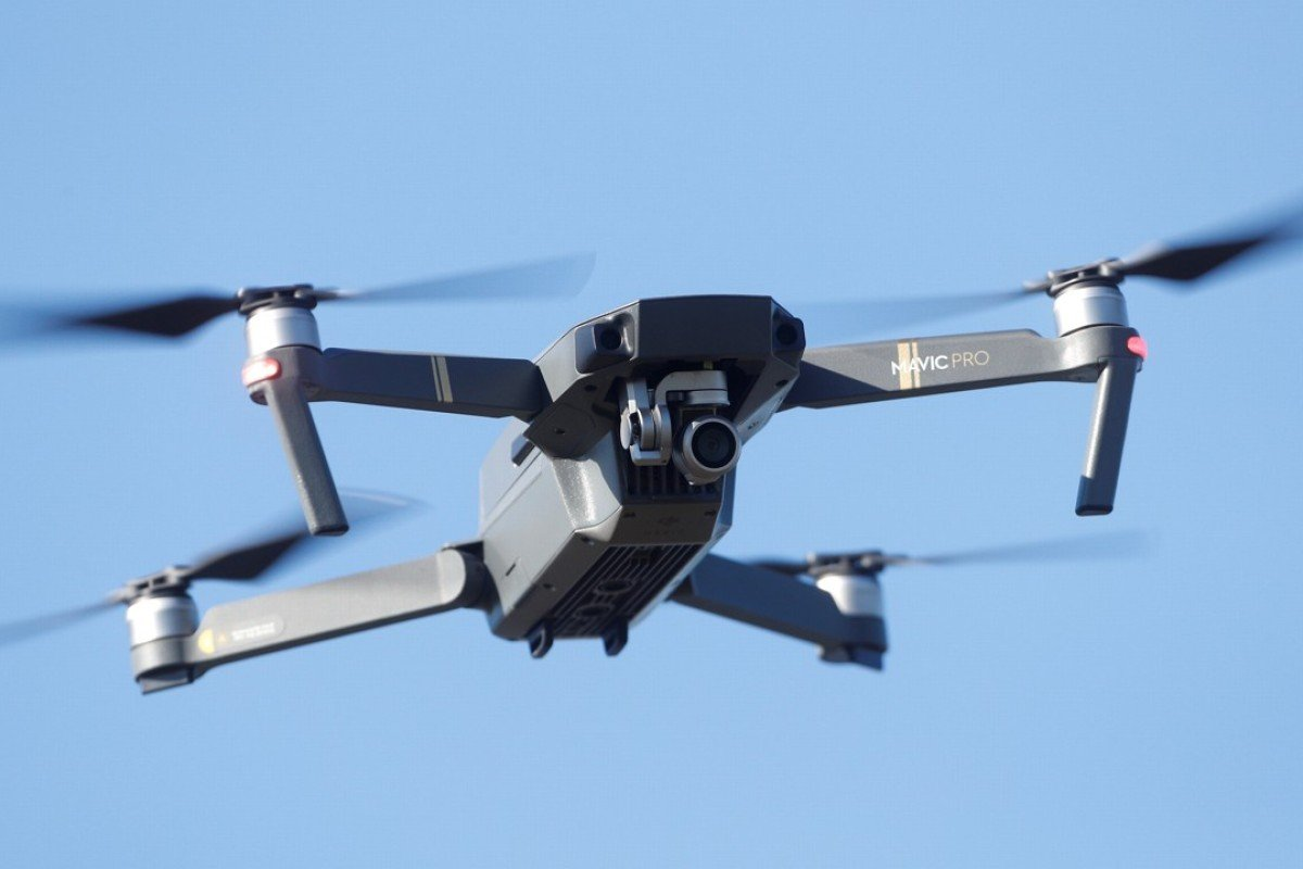 Punjab – 8 drones spotted in Sept, Home Ministry has ask BSF to adopt anti-drone Technology.