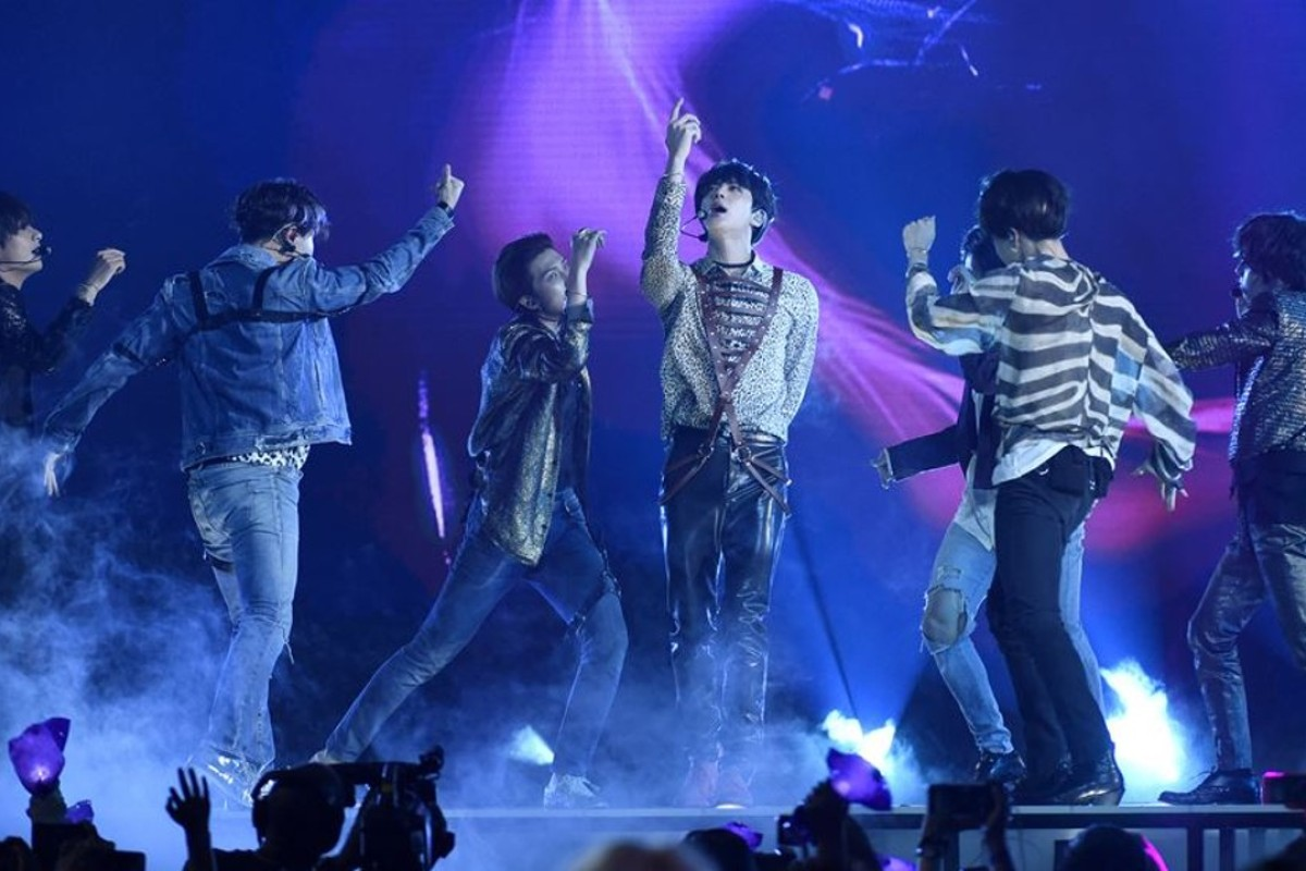 Korea Times Music Festival 2020.Bts Makes History As First K Pop Band To Grace The Cover Of