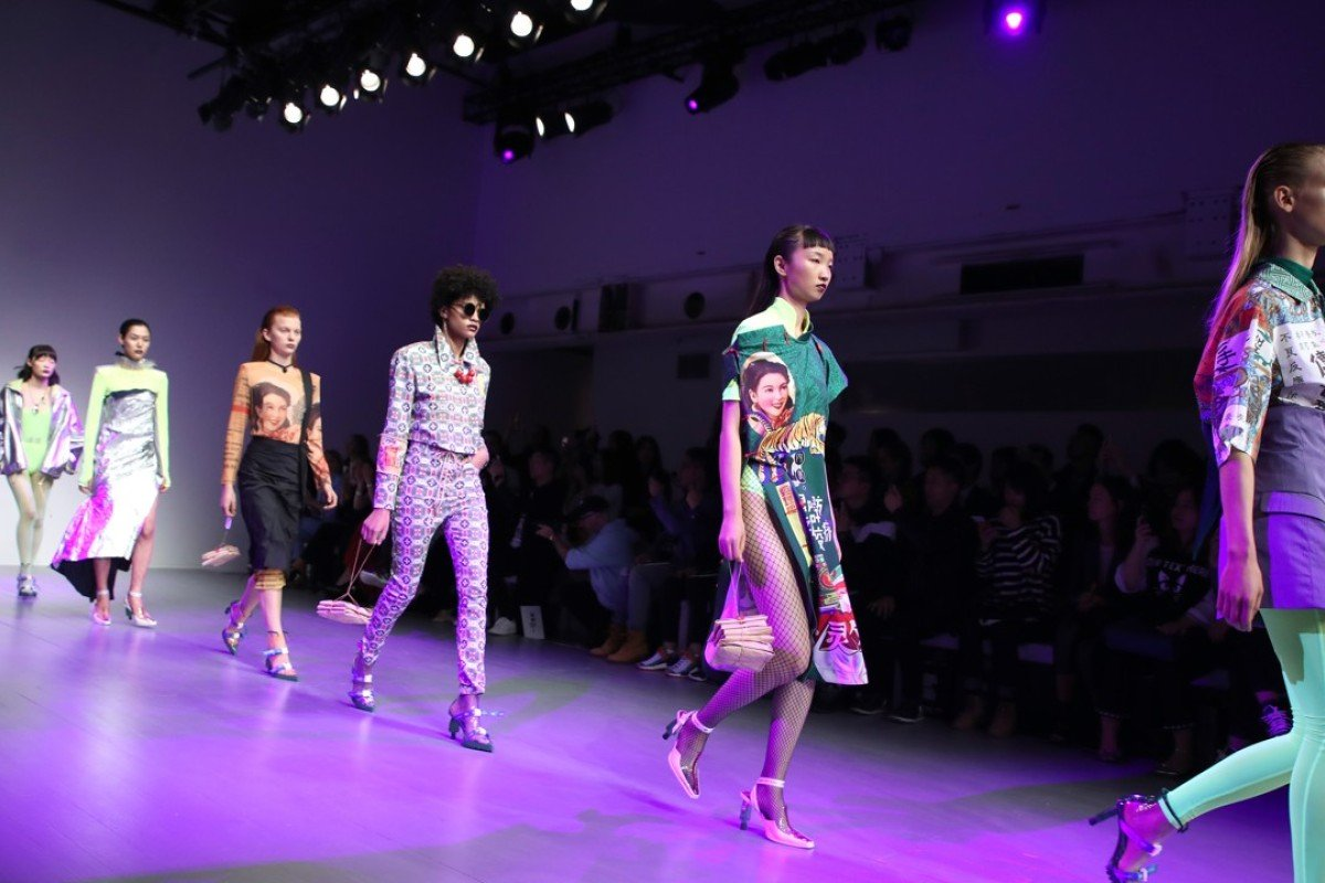 2ff53c446 Vip.com presents the C-Pop show at London Fashion Week in September 2018