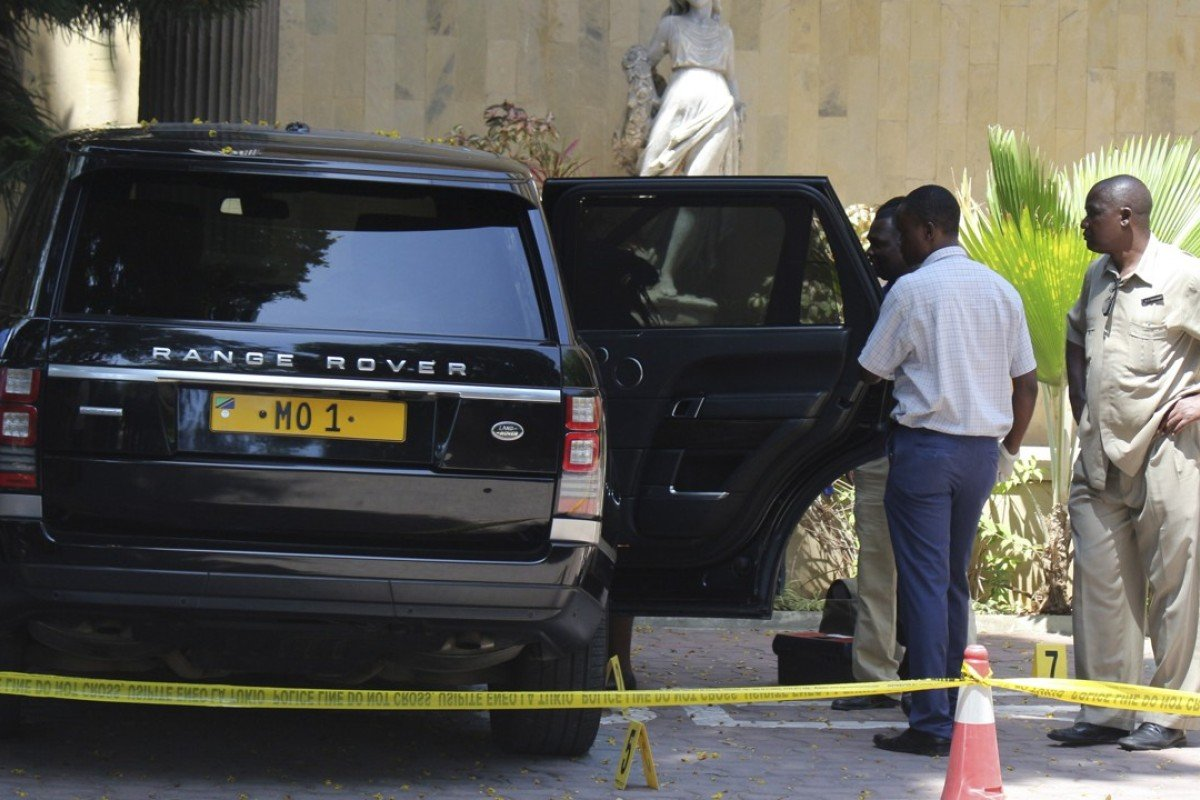 Driver of vehicle used in kidnapping of billionaire Mohammed Dewji indentified, Tanzanian police say