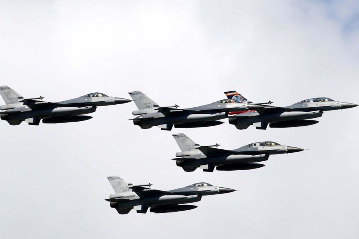 Taiwan to get upgraded F-16V fighter jets after US arms sale