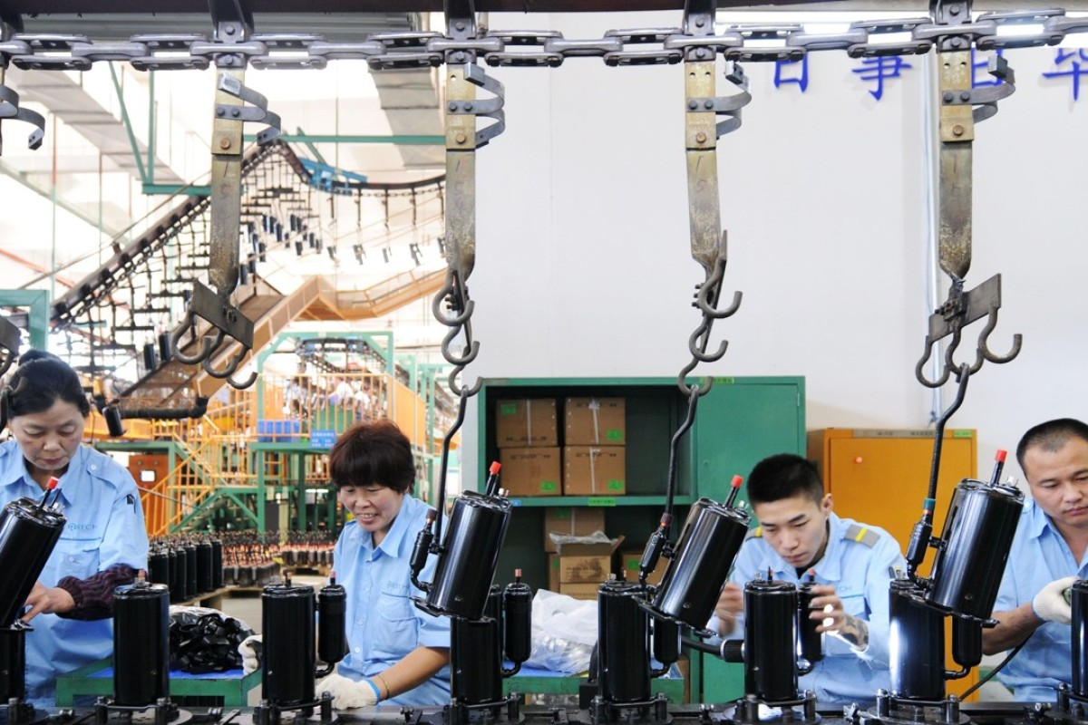 China's September industrial profit growth slows for the fifth month