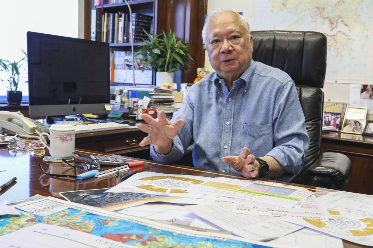 Opponents of land reclamation 'do not represent Hong Kong', property tycoon Gordon Wu says