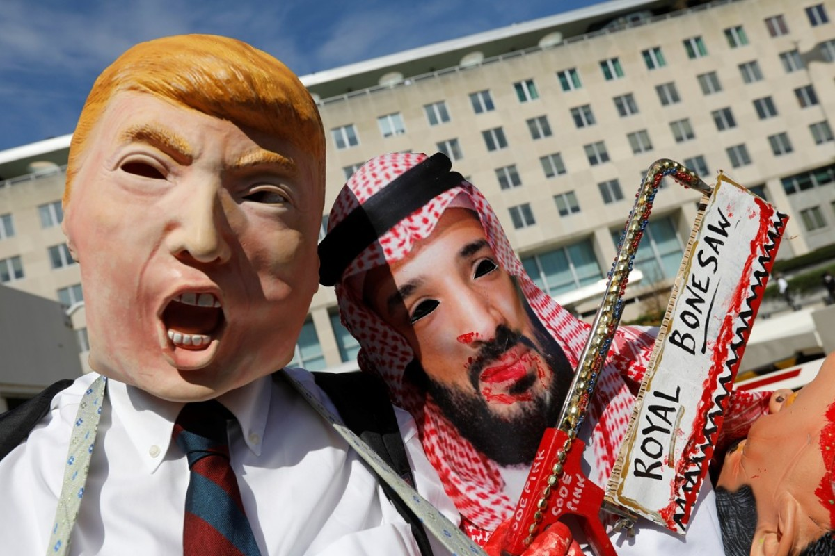 How the US reaction to Jamal Khashoggi murder could see
