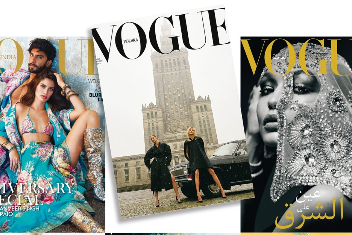 2f1aceaa9 Vogue Hong Kong will be the 26th edition of the magazine, which is publishe  d