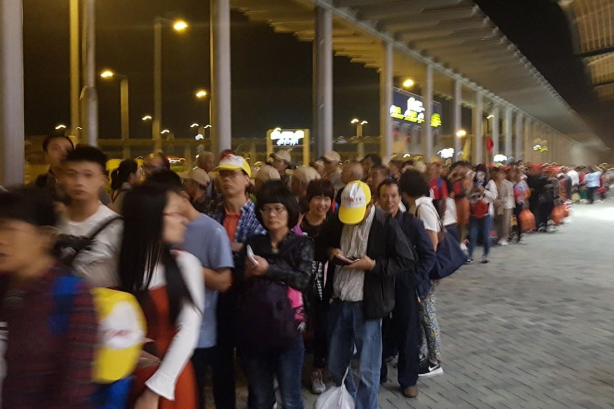 Calls for changes to Hong Kong-Zhuhai-Macau Bridge's shuttle bus