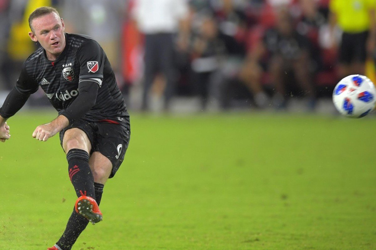 4e3ec7d6c Wayne Rooney has reignited his career for DC United in the MLS this season.  Photo