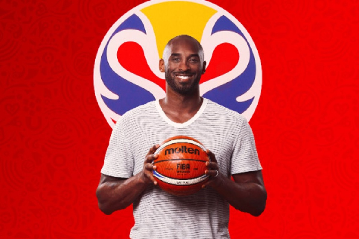 Kobe Bryant Gets Fiba Basketball World Cup 2019 Ambassador