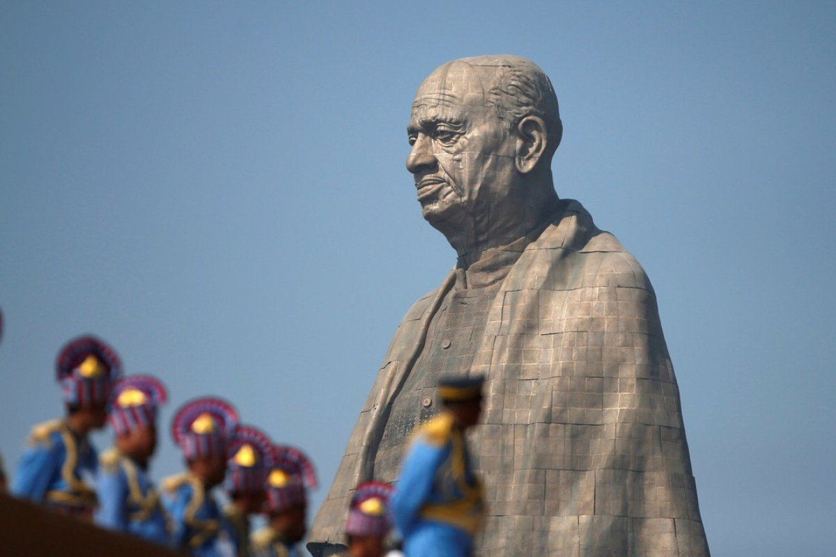 India has world's largest statue, but satisfying Modi's ego