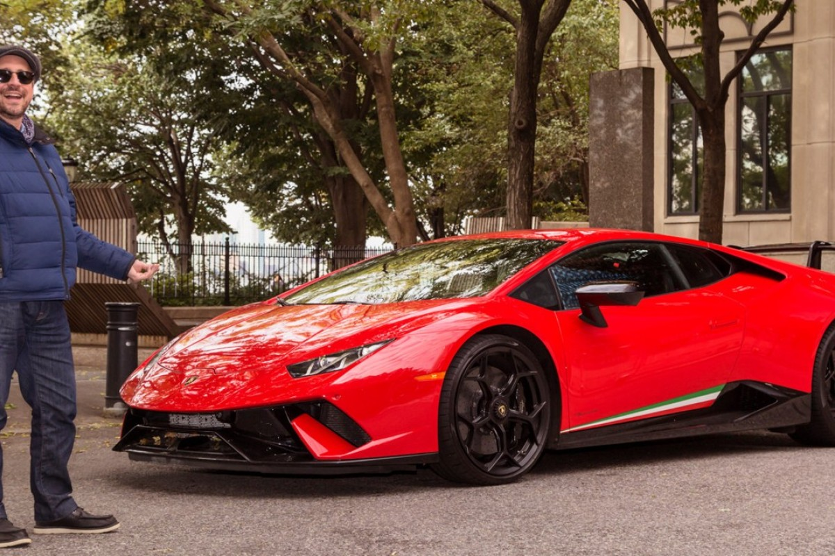 Used 2018 Lamborghini Huracan Lp 640 4 Performante For Sale