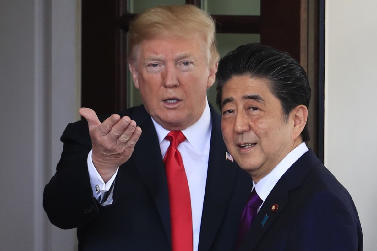 Spurned in midterms, Trump turns sights on Japanese car