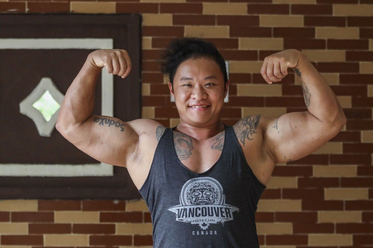 58330b28b0 'Muscles are genderless': how bodybuilding has helped shape this  Hongkonger's fluid identity | South China Morning Post