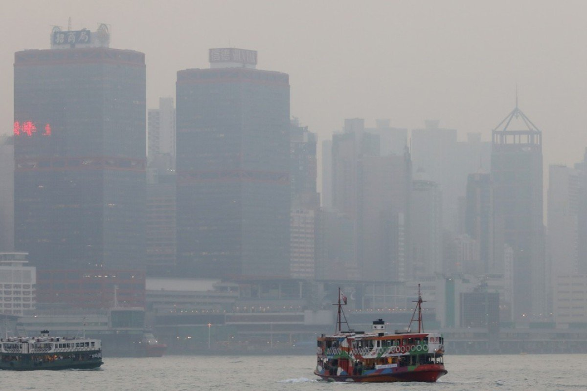 Air pollution in Hong Kong posing serious health risk to