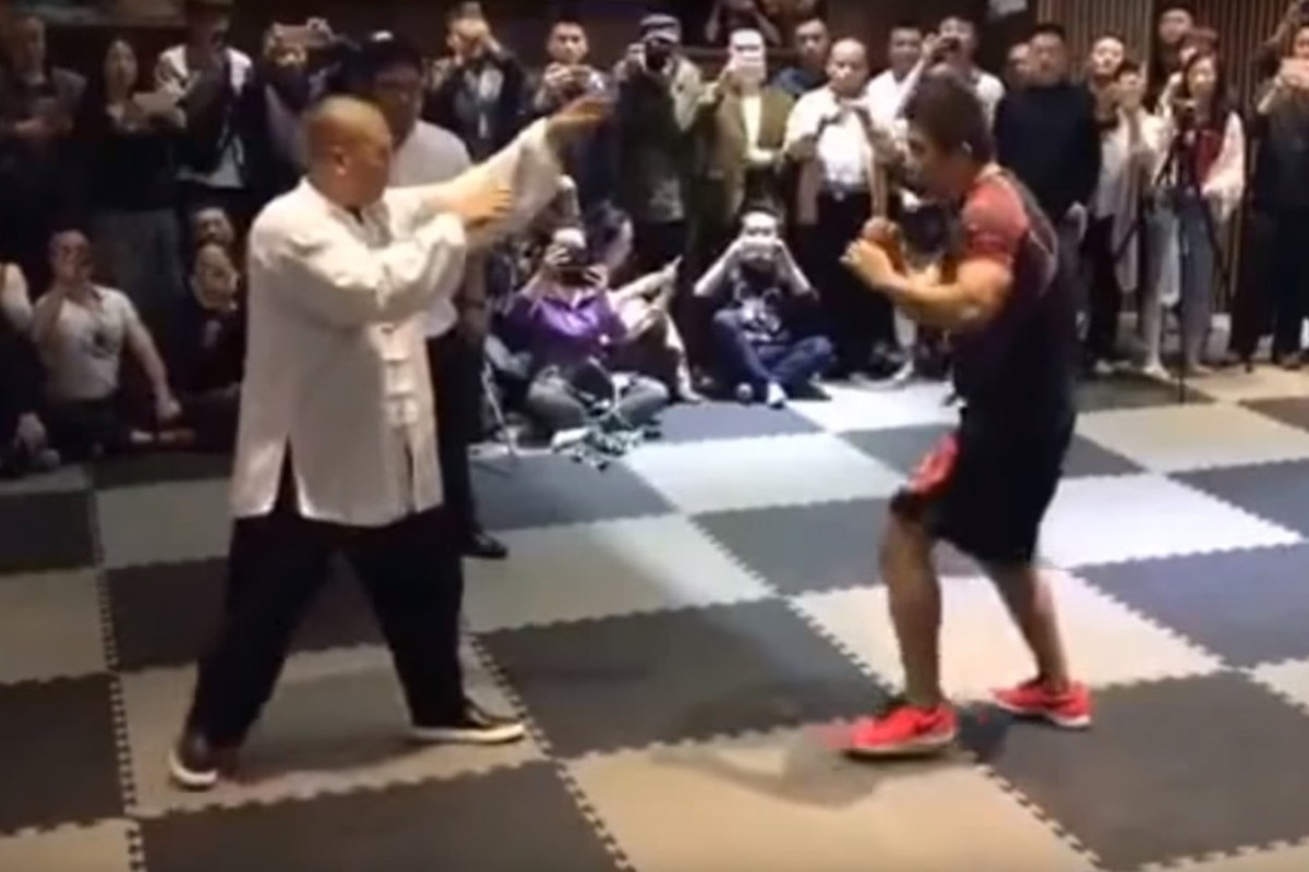 Xu Xiaodong, the Chinese MMA fighter who pummels martial
