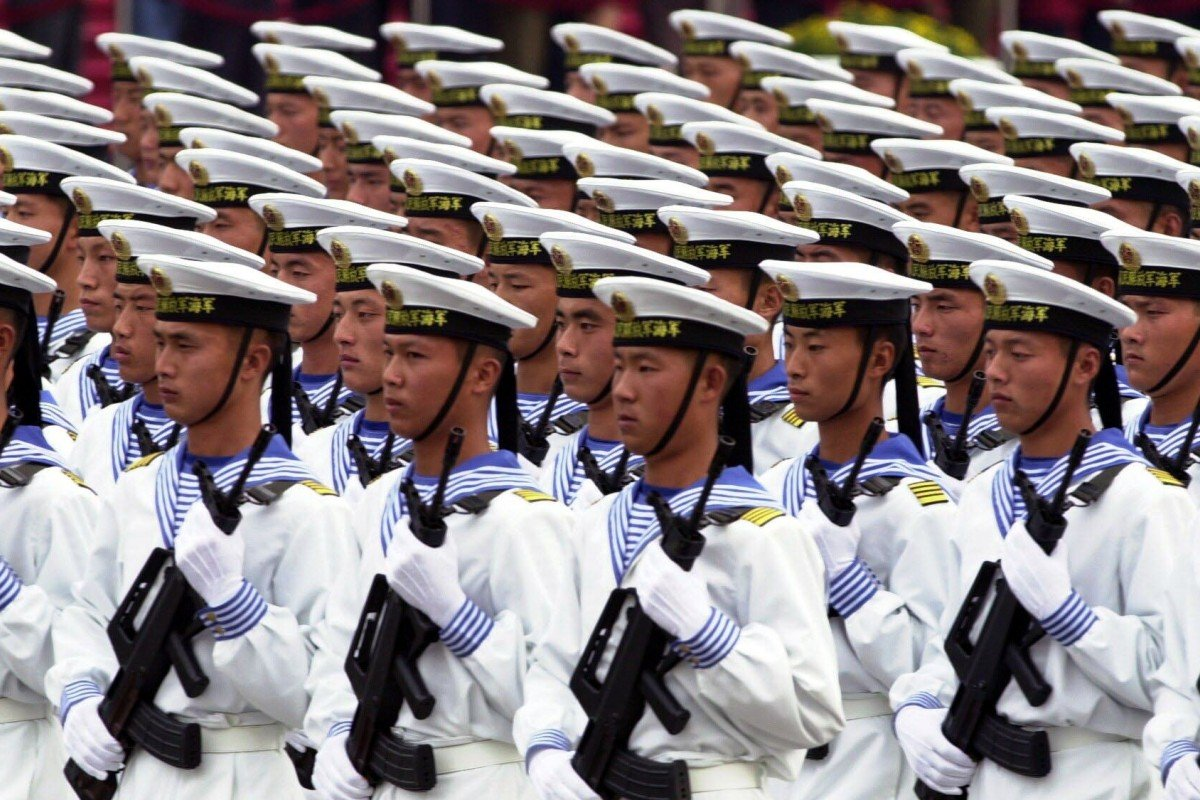 China 'on track to meet American military challenge' in Indo