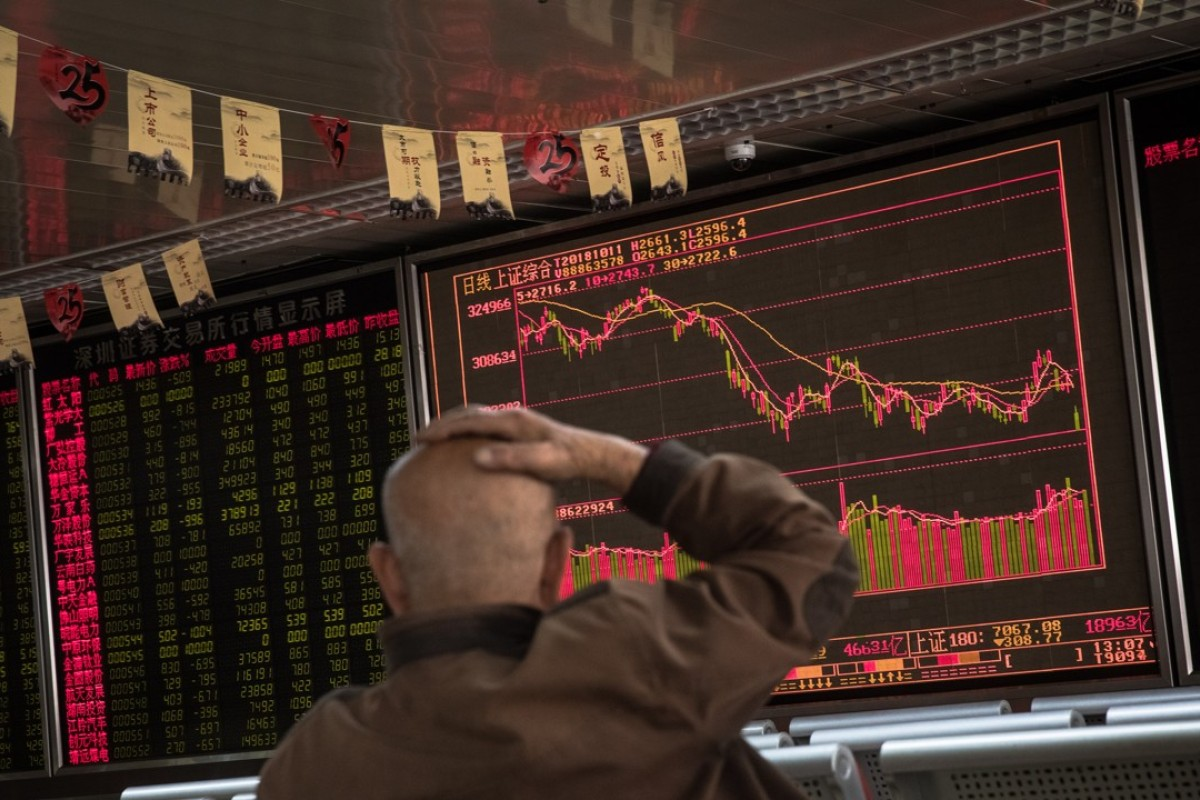 c061a9c300 Asian stocks follow Wall Street lower as Apple suppliers slump in ...