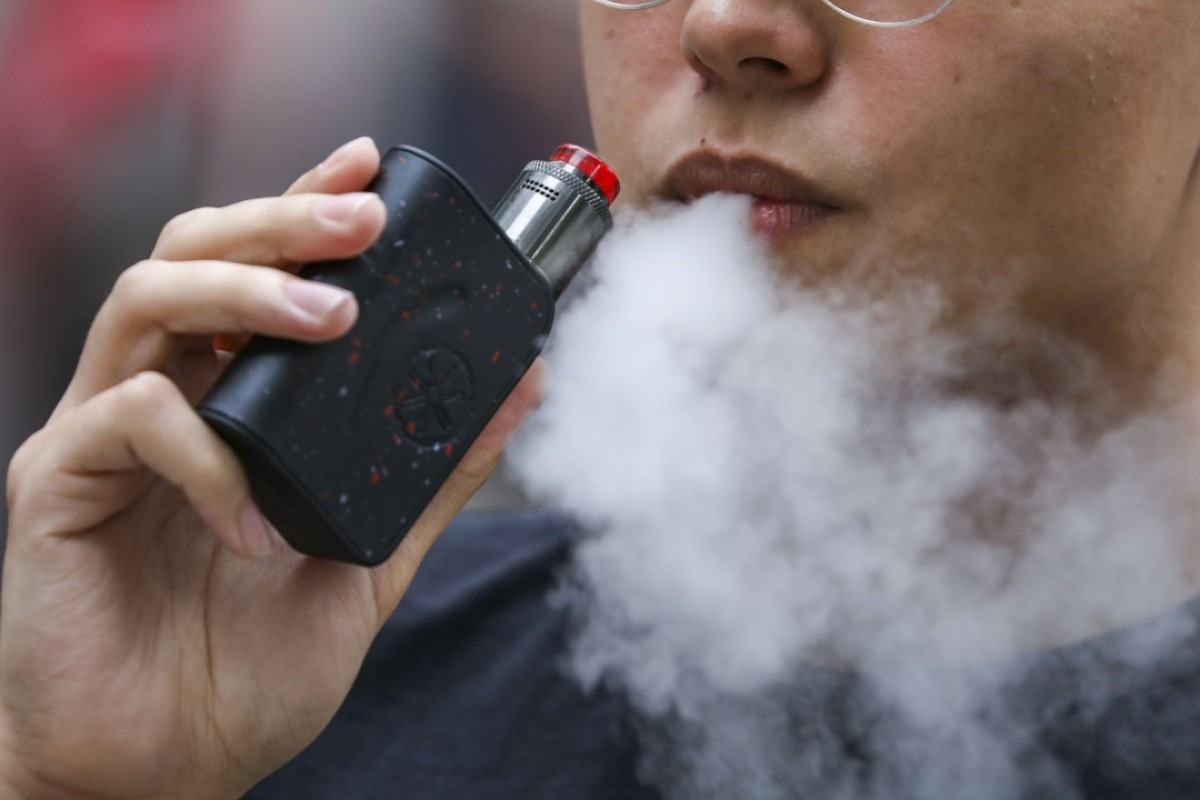 Hong Kong's burgeoning e-cigarette industry on the precipice as city
