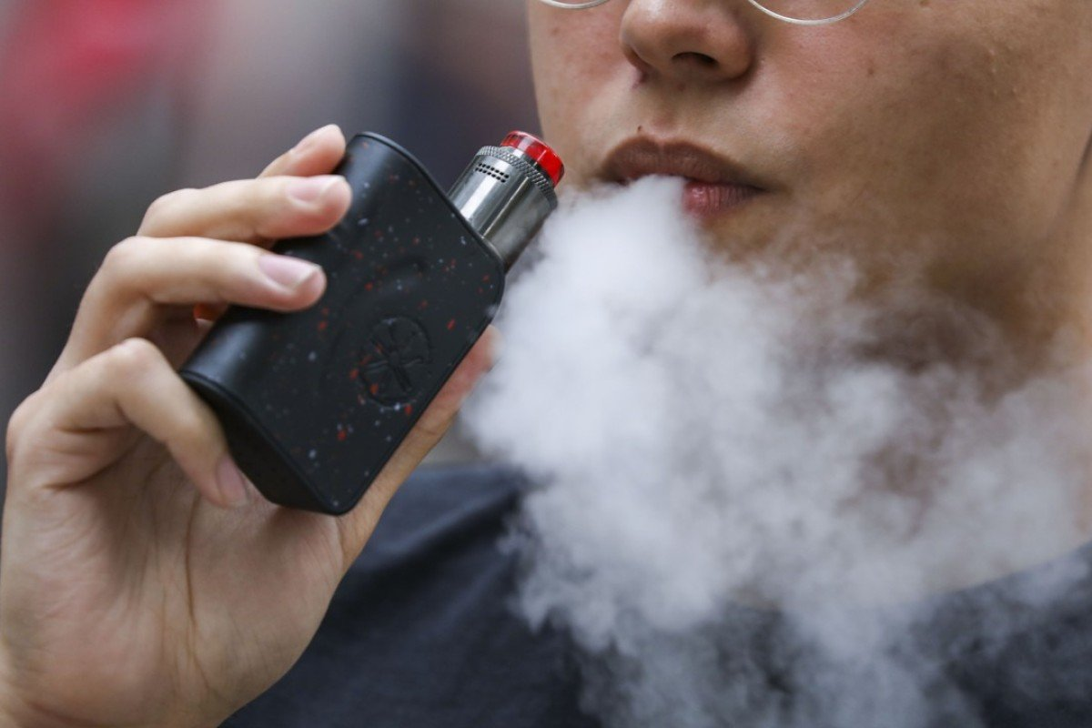Hong Kong's burgeoning e-cigarette industry on the precipice