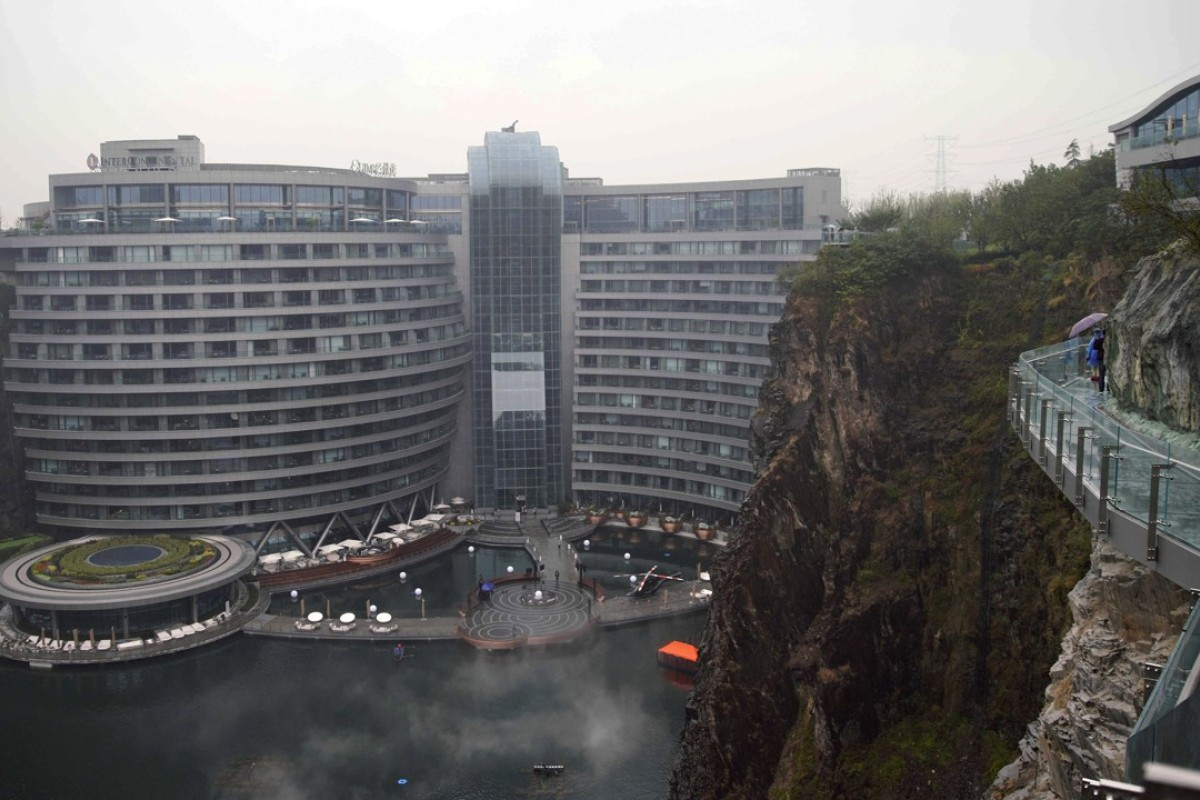 Shanghai's 'Quarry' hotel set to tap growing taste for