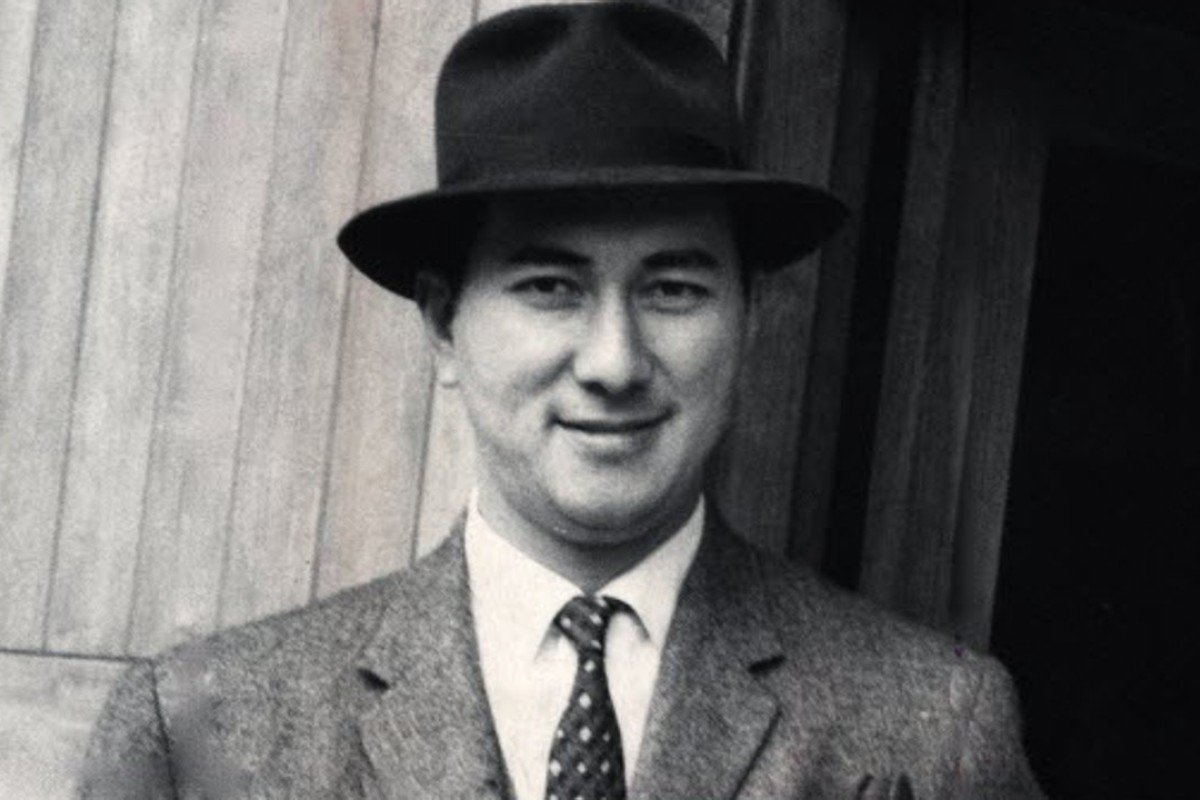 Stanley Ho Hung-sun in 1962.